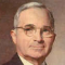 Harry Truman, 33rd US President, 1945-1952