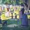 A Sunday on La Grande Jatte, Seurat