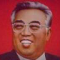 Kim Il-sung, Leader of North Korea