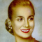 Evita Peron, First Lady of Argentina
