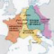 Treaty of Verdun, End Empire Charlemagne