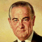 Lyndon B. Johnson, 36th US President, 1963-1969