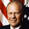 Gerald Ford, 38th US President, 1974-1977