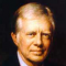 Jimmy Carter, 39th US President, 1977-1981