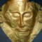 The Mask of Agamemnon, Schliemann 1880