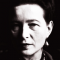 Simone de Beauvoir, French Philosopher and Feminist